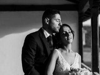 La boda de Carlos y Ainhoa
