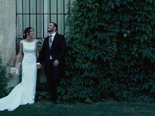La boda de Mónica y Rubén 2