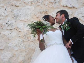 La boda de Glenny y Fernando