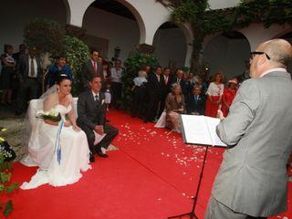 La boda de Jonathan y Sara 1
