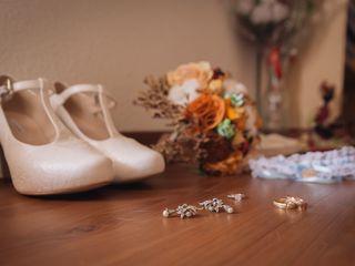 La boda de Irene y Elie 1