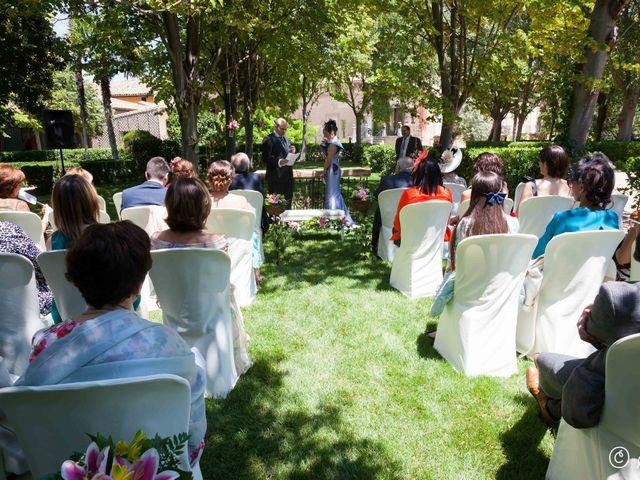 La boda de Nacho y Vir en Pedrola, Zaragoza 16