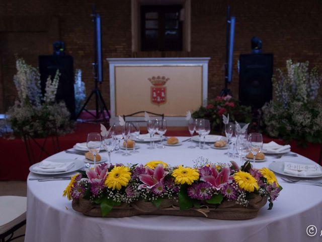La boda de Nacho y Vir en Pedrola, Zaragoza 19