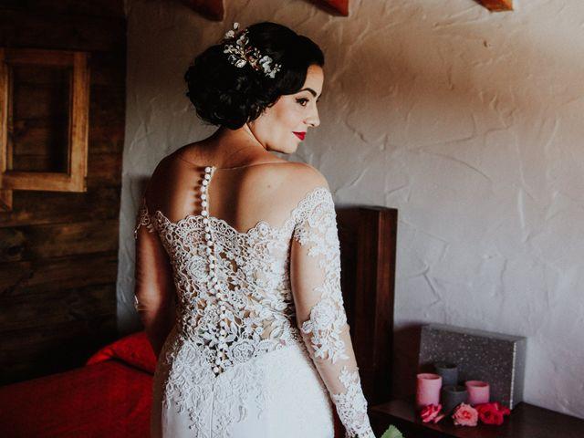 La boda de Rubén y Fayna en Arico, Santa Cruz de Tenerife 7