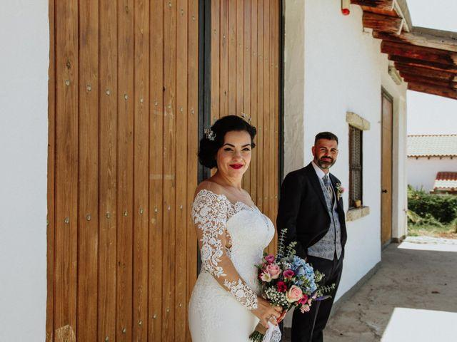 La boda de Rubén y Fayna en Arico, Santa Cruz de Tenerife 10