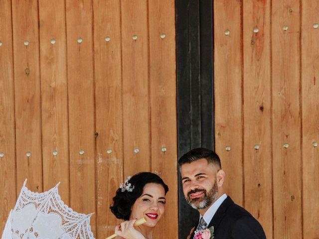La boda de Rubén y Fayna en Arico, Santa Cruz de Tenerife 11