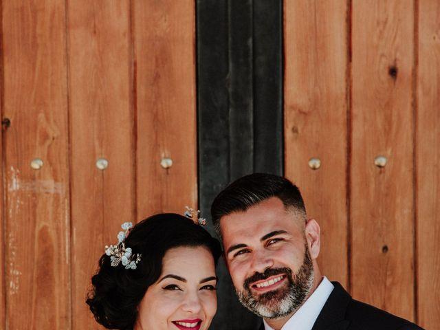La boda de Rubén y Fayna en Arico, Santa Cruz de Tenerife 12