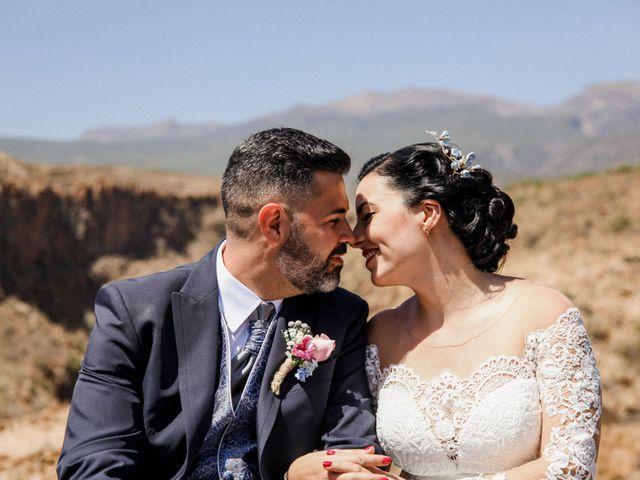 La boda de Rubén y Fayna en Arico, Santa Cruz de Tenerife 13