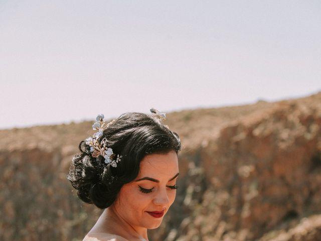La boda de Rubén y Fayna en Arico, Santa Cruz de Tenerife 14