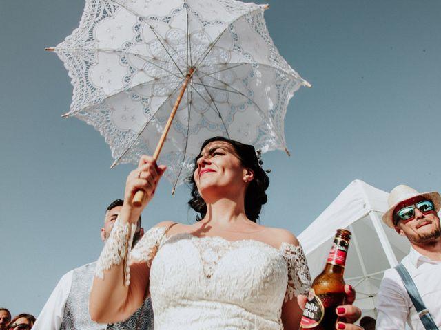 La boda de Rubén y Fayna en Arico, Santa Cruz de Tenerife 18