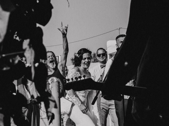 La boda de Rubén y Fayna en Arico, Santa Cruz de Tenerife 22