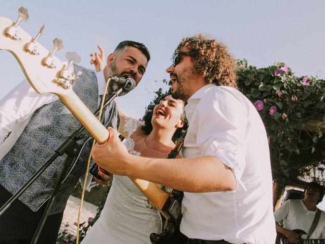 La boda de Rubén y Fayna en Arico, Santa Cruz de Tenerife 24