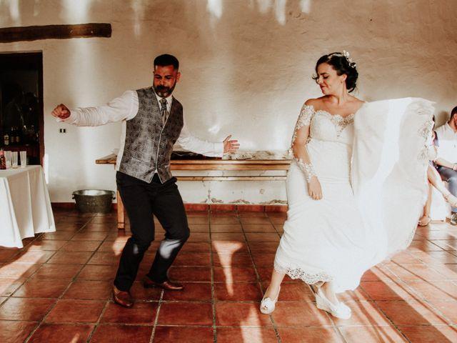 La boda de Rubén y Fayna en Arico, Santa Cruz de Tenerife 25