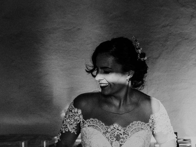 La boda de Rubén y Fayna en Arico, Santa Cruz de Tenerife 27