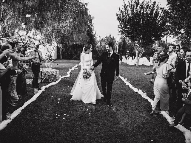 La boda de Jorge y Lola en La Algaba, Sevilla 2