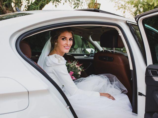 La boda de Jorge y Lola en La Algaba, Sevilla 23