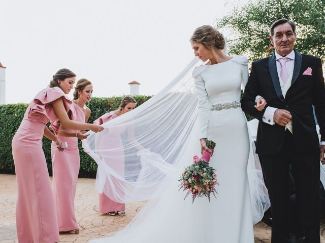 La boda de Jorge y Lola en La Algaba, Sevilla 24