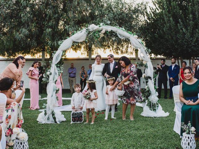 La boda de Jorge y Lola en La Algaba, Sevilla 26