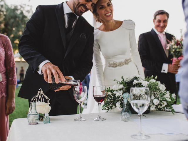 La boda de Jorge y Lola en La Algaba, Sevilla 30