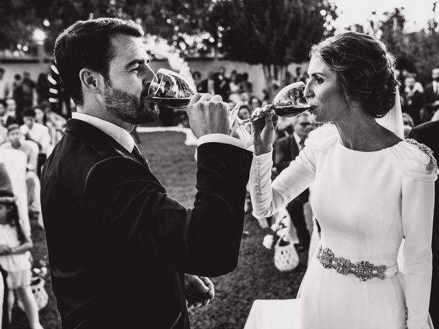 La boda de Jorge y Lola en La Algaba, Sevilla 31