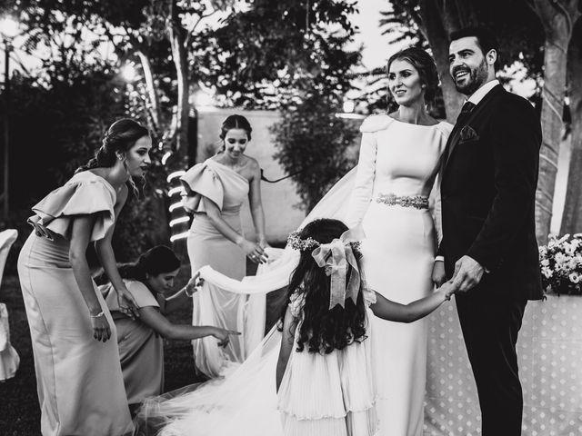 La boda de Jorge y Lola en La Algaba, Sevilla 34