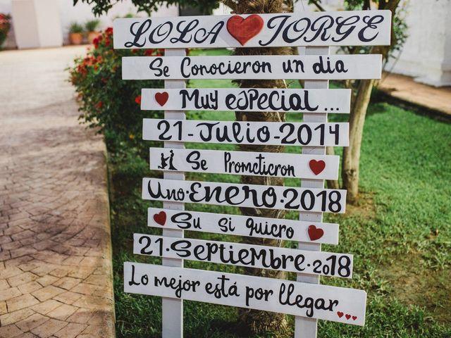 La boda de Jorge y Lola en La Algaba, Sevilla 36