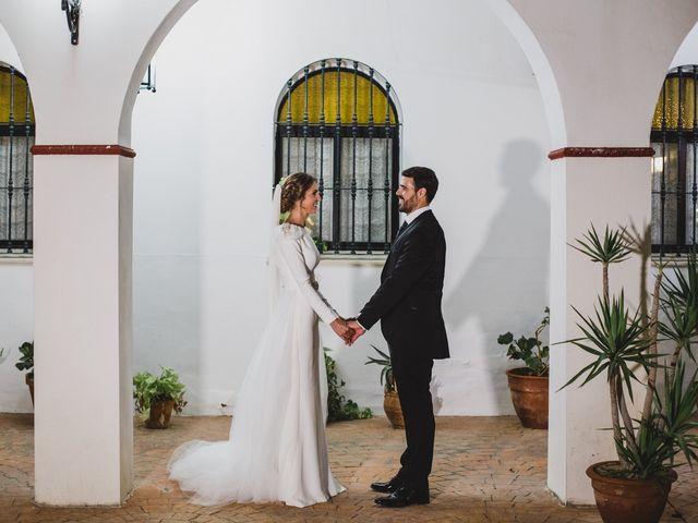 La boda de Jorge y Lola en La Algaba, Sevilla 40