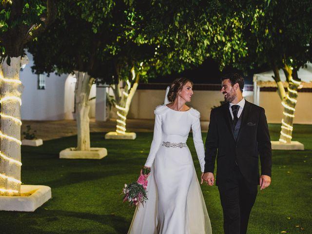La boda de Jorge y Lola en La Algaba, Sevilla 41