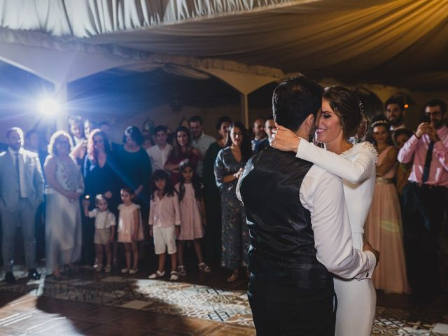 La boda de Lola y Jorge