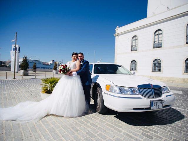 La boda de Angel  y Paula  en Málaga, Málaga 4