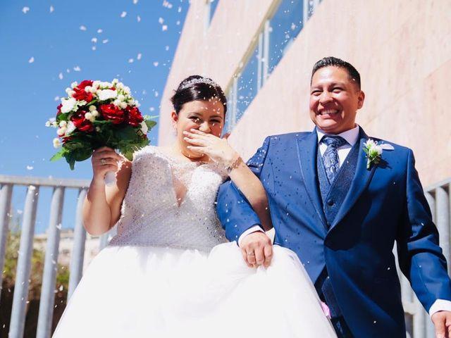 La boda de Angel  y Paula  en Málaga, Málaga 5