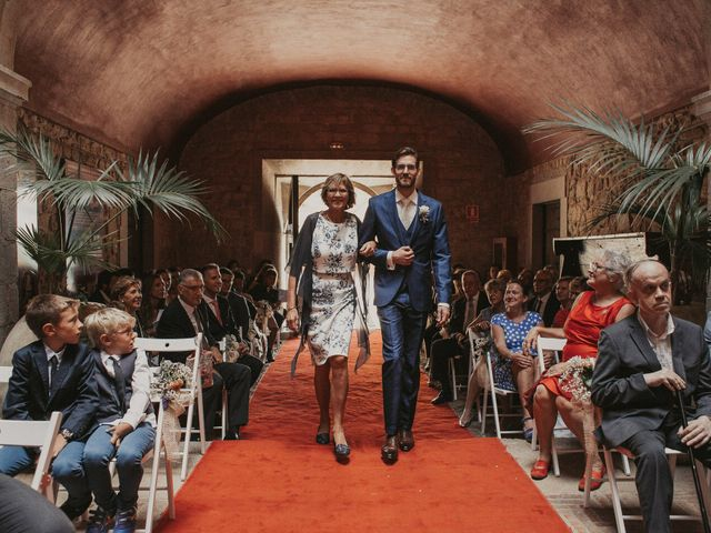 La boda de Edwin y Marta en Torroella De Montgri, Girona 54