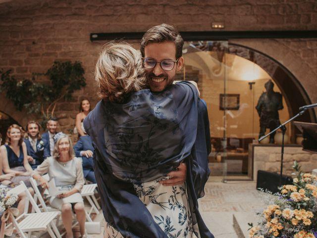 La boda de Edwin y Marta en Torroella De Montgri, Girona 55