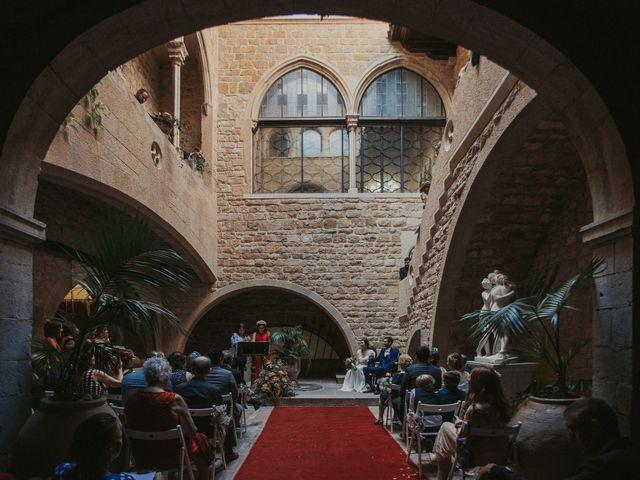La boda de Edwin y Marta en Torroella De Montgri, Girona 60