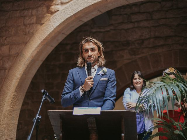 La boda de Edwin y Marta en Torroella De Montgri, Girona 62