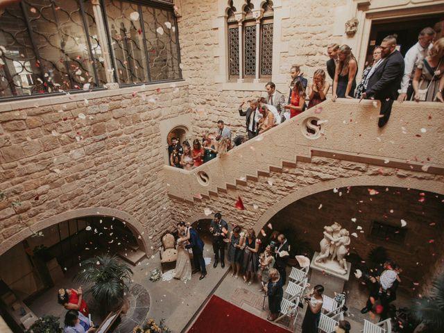 La boda de Edwin y Marta en Torroella De Montgri, Girona 72