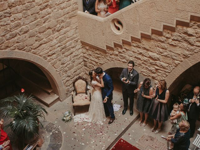 La boda de Edwin y Marta en Torroella De Montgri, Girona 73