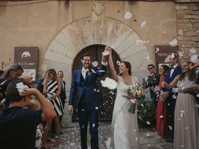 La boda de Edwin y Marta en Torroella De Montgri, Girona 77