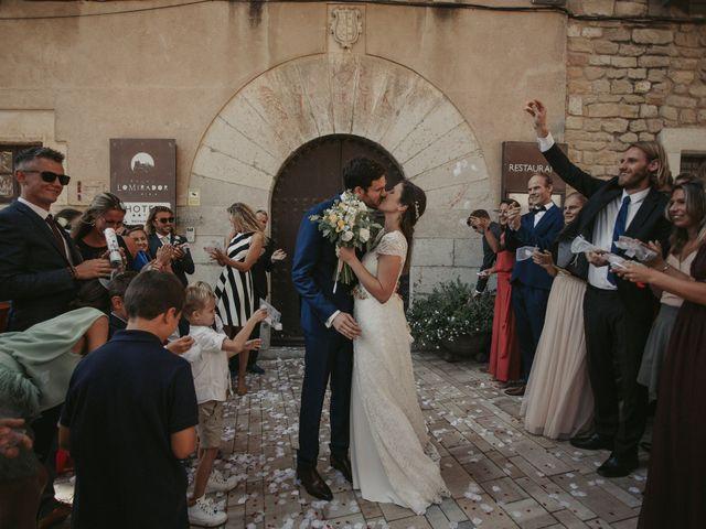 La boda de Edwin y Marta en Torroella De Montgri, Girona 78