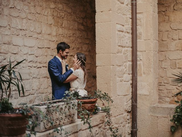 La boda de Edwin y Marta en Torroella De Montgri, Girona 86