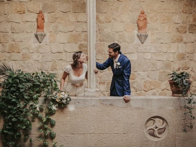 La boda de Edwin y Marta en Torroella De Montgri, Girona 87