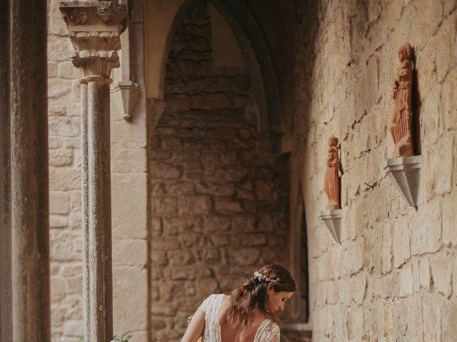 La boda de Edwin y Marta en Torroella De Montgri, Girona 94