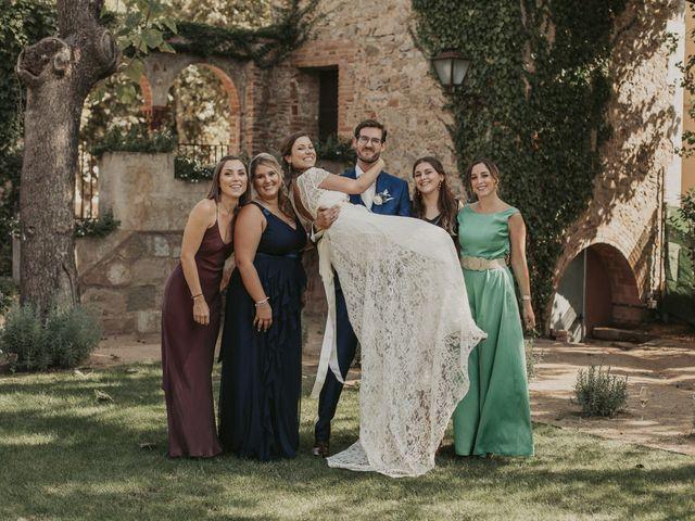 La boda de Edwin y Marta en Torroella De Montgri, Girona 105