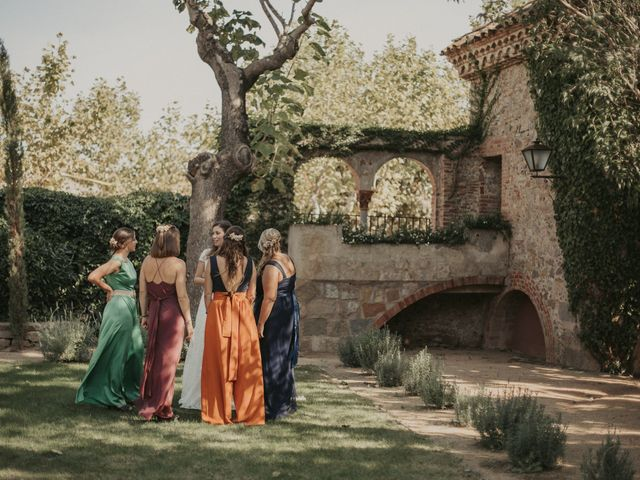 La boda de Edwin y Marta en Torroella De Montgri, Girona 106