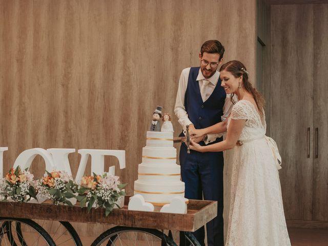 La boda de Edwin y Marta en Torroella De Montgri, Girona 135