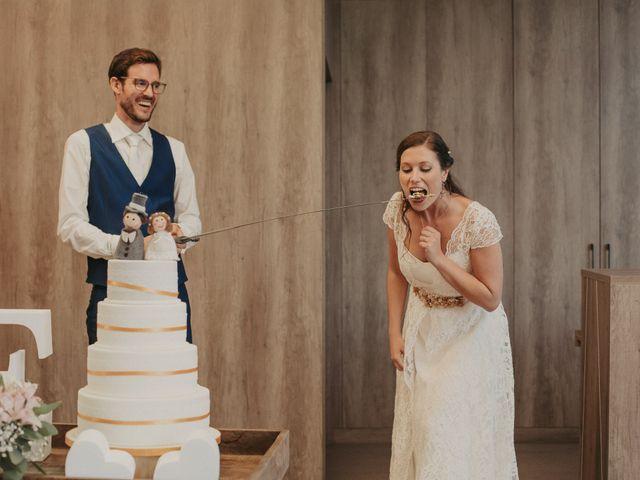 La boda de Edwin y Marta en Torroella De Montgri, Girona 136