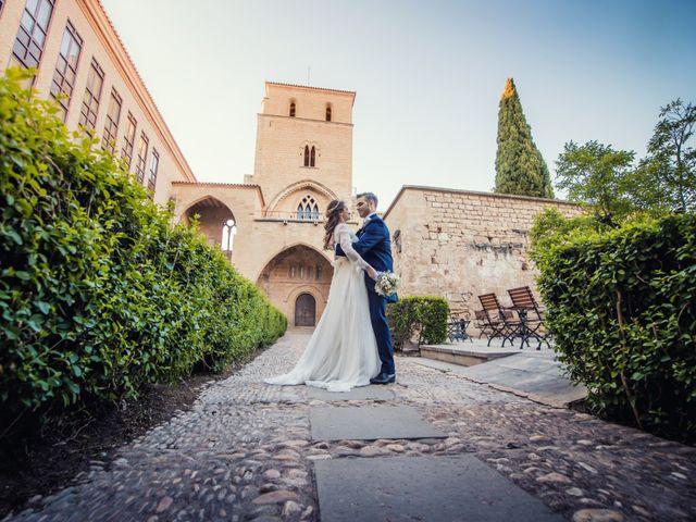 La boda de Alina y Pablo