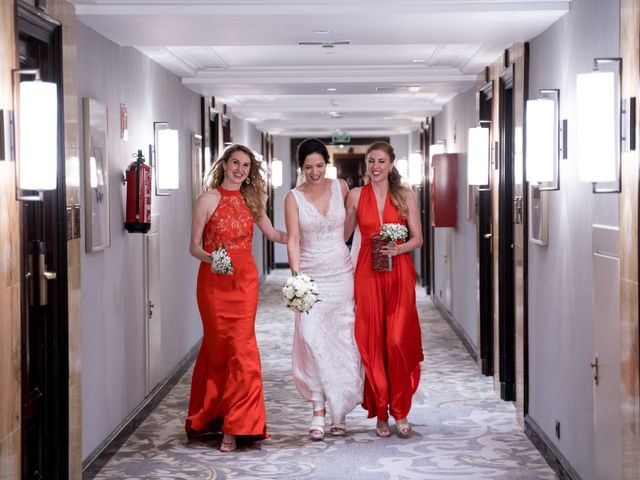 La boda de Jose Luis y Lorena en Madrid, Madrid 30