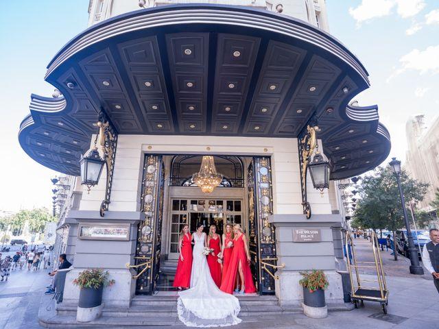 La boda de Jose Luis y Lorena en Madrid, Madrid 31