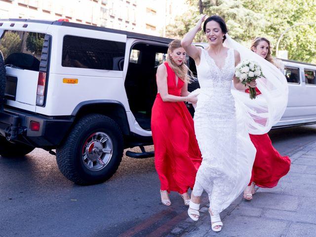 La boda de Jose Luis y Lorena en Madrid, Madrid 33